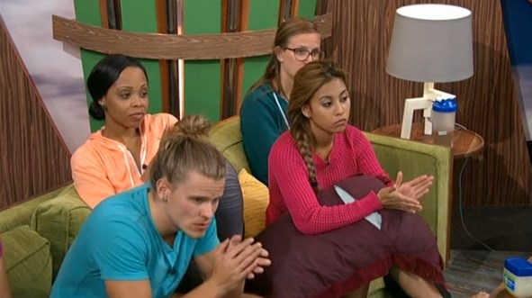 Big Brother 2014 Spoilers – House Meeting
