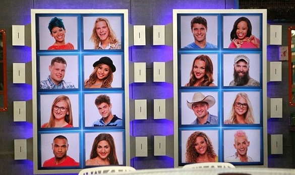 Big Brother 2014 Spoilers – Memory Wall