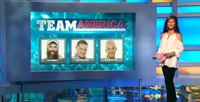 Big Brother 2014 Spoilers - Team America