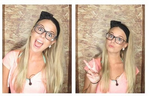 Big Brother 2014 Spoilers - Week 1 Photo Booth - Nicole