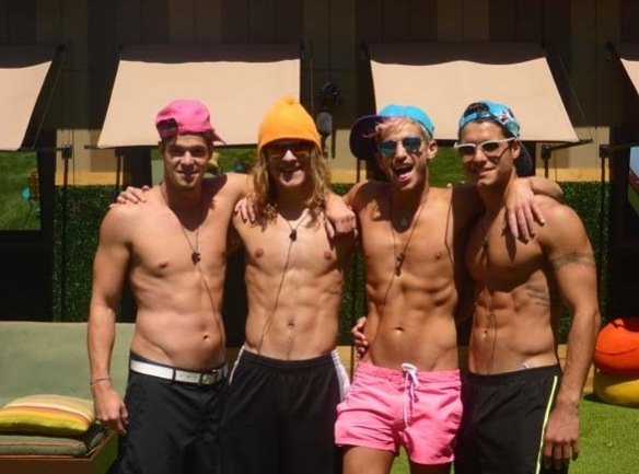 Big Brother 2014 Spoilers – Week 3 HoH Photos 13