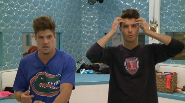 Big Brother 2014 Spoilers – Zach and Cody