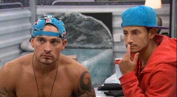 Big Brother 2014 Spoilers – Caleb and Frankie