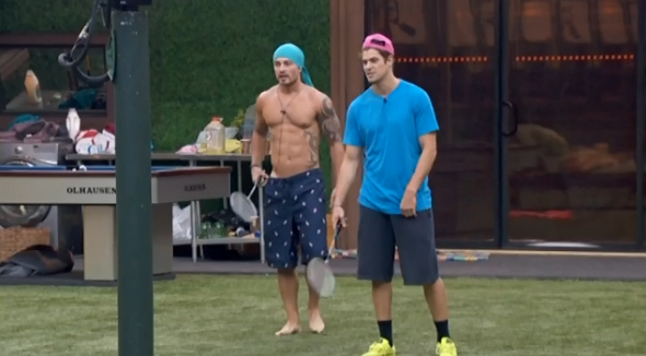 Big Brother 2014 Spoilers – Caleb and Zach