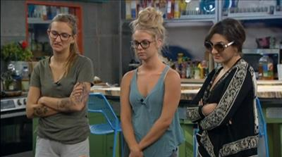 Big Brother 2014 Spoilers - Christine, Nicole and Victoria