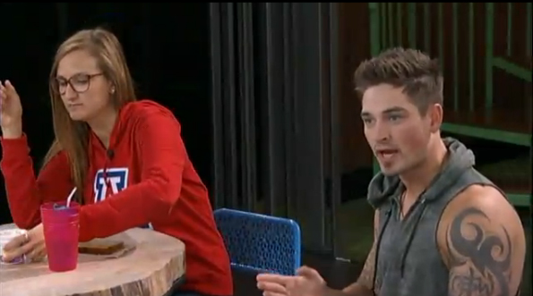 Big Brother 2014 Spoilers – Christine and Caleb