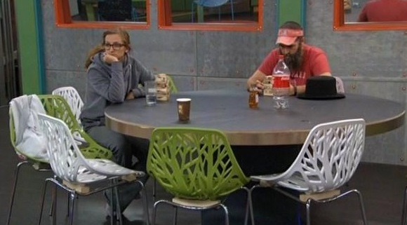 Big Brother 2014 Spoilers – Christine and Donny