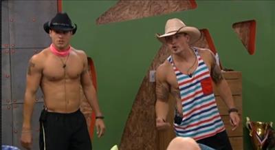 Big Brother 2014 Spoilers - Cody and Caleb