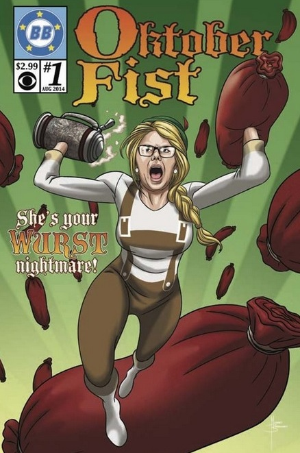 Big Brother 2014 Spoilers – Comic Book Covers 13