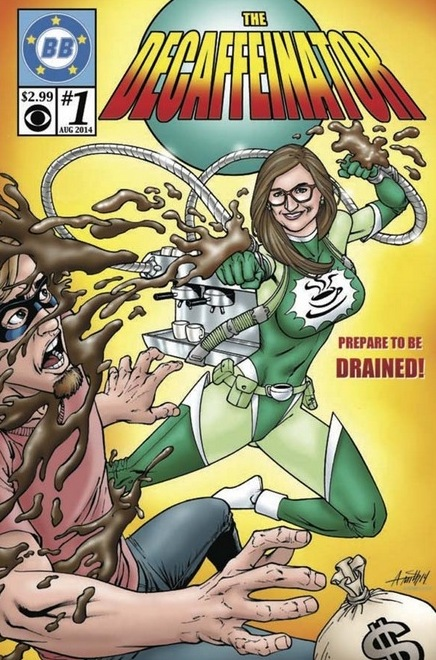 Big Brother 2014 Spoilers – Comic Book Covers 5