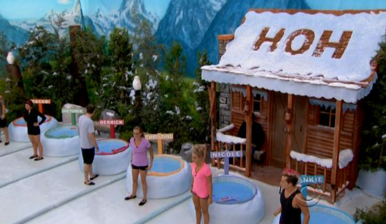 Big Brother 2014 Spoilers – Episode 30 HoH comp