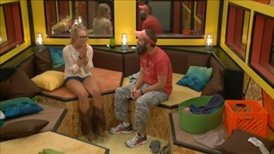 Big Brother 2014 Spoilers – Nicole and Donny
