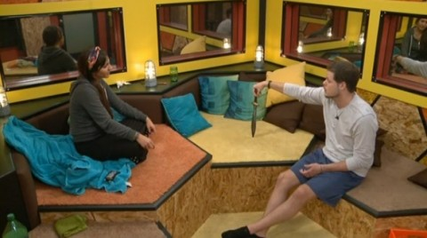 Big Brother 2014 Spoilers - Victoria and Derrick