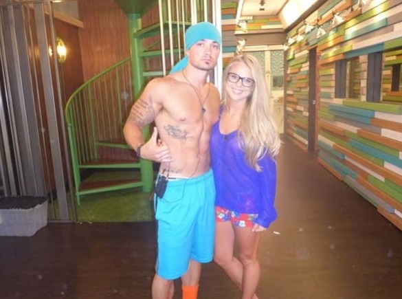 Big Brother 2014 Spoilers – Week 6 HoH Photos 19
