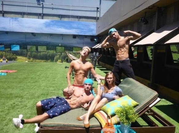 Big Brother 2014 Spoilers – Week 7 HoH Photos 9