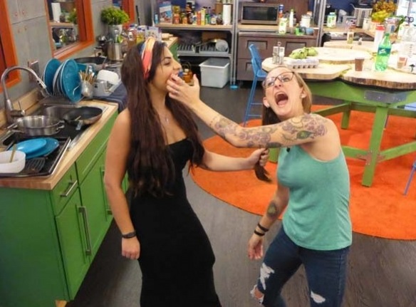 Big Brother 2014 Spoilers – Week 8 HoH Photos 14