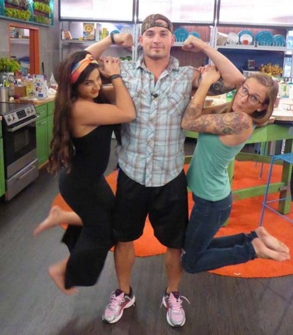 Big Brother 2014 Spoilers – Week 8 HoH Photos 15