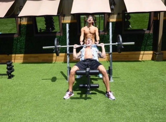 Big Brother 2014 Spoilers – Week 8 HoH Photos 19
