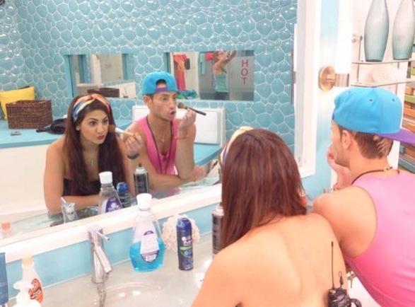 Big Brother 2014 Spoilers – Week 8 HoH Photos 2