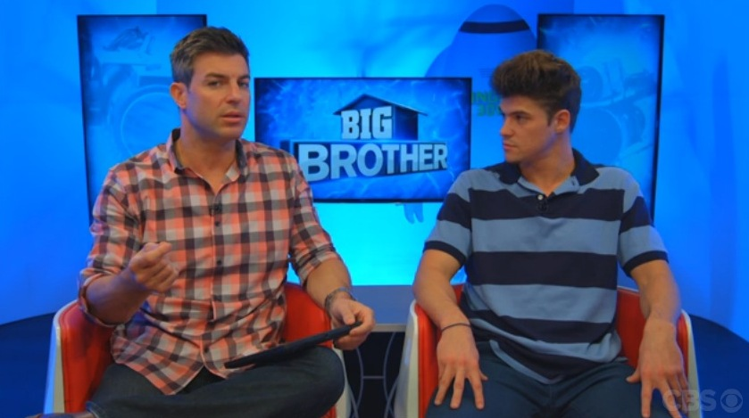 Big Brother 2014 Spoilers – Zach Rance Eviction Interview