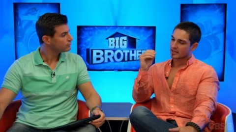 Big Brother 2014 Spoilers - Caleb Reynolds Eviction Interview
