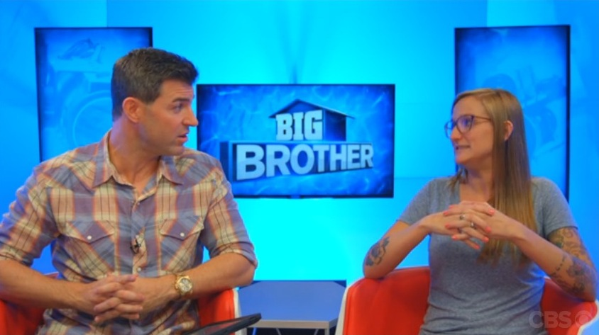 Big Brother 2014 Spoilers – Christine Brecht Eviction Interview