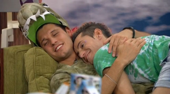 Big Brother 2014 Spoilers – Cody and Frankie