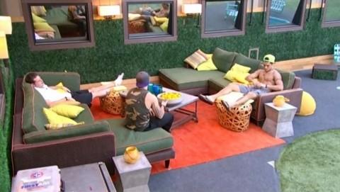 Big Brother 2014 Spoilers - Derrick, Caleb and Cody