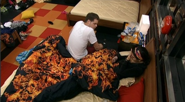 Big Brother 2014 Spoilers – Derrick and Victoria