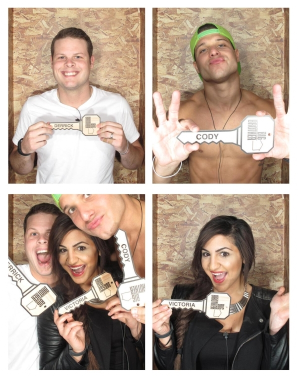 Big Brother 2014 Spoilers – Final 3 Photo Booth
