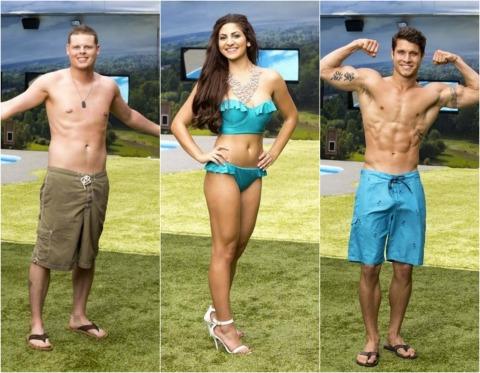 Big Brother 2014 Spoilers - Final 3