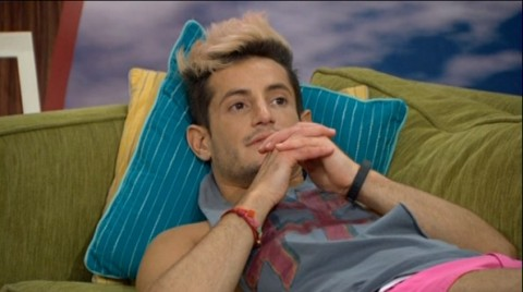 Big Brother 2014 Spoilers - Frankie
