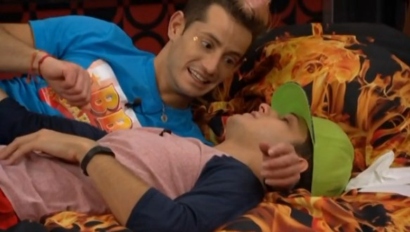 Big Brother 2014 Spoilers – Frankie and Cody