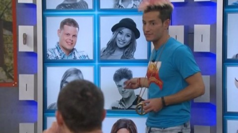 Big Brother 2014 Spoilers - Frankie wins Veto