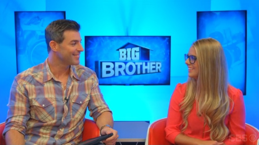 Big Brother 2014 Spoilers – Nicole Franzel Eviction Interview