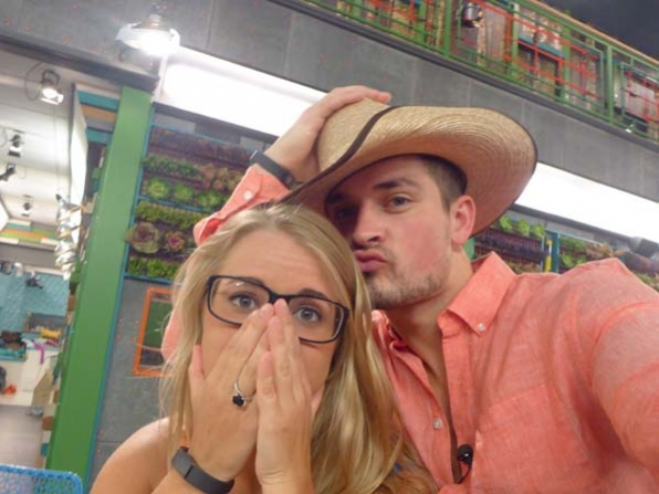 Big Brother 2014 Spoilers – Week 10 HoH Photos 18