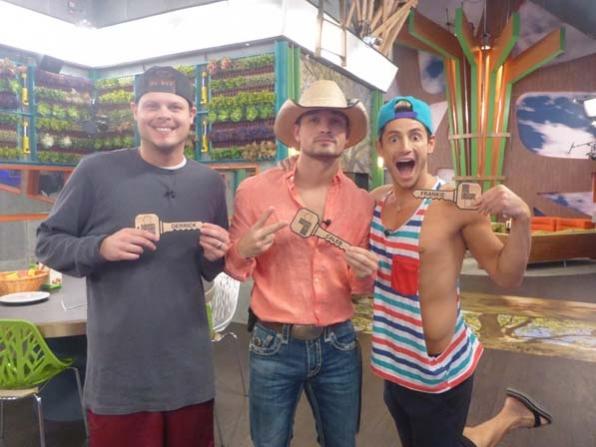 Big Brother 2014 Spoilers – Week 10 HoH Photos