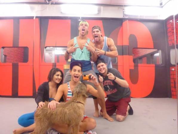 Big Brother 2014 Spoilers – Week 11 HoH Photos 10