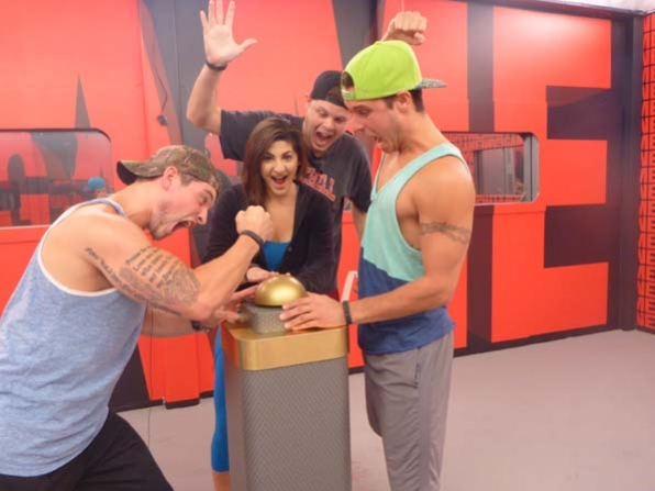 Big Brother 2014 Spoilers – Week 11 HoH Photos 13