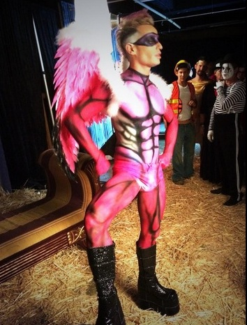 Big Brother 2014 Spoilers – Frankie Grande in Rock of Ages 2