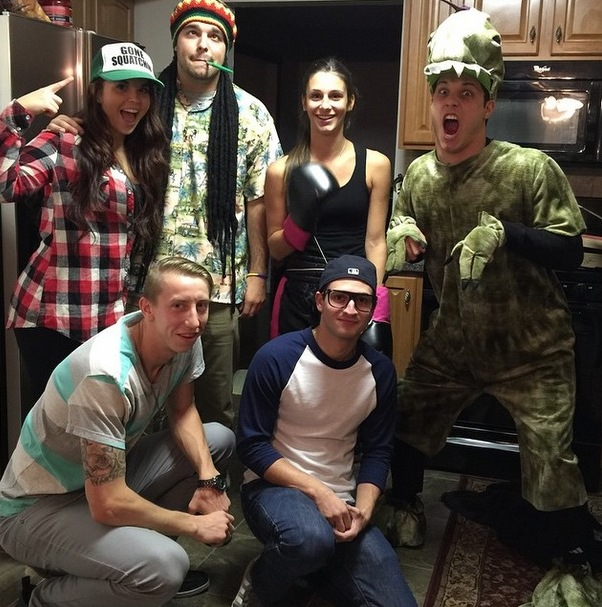 Big Brother 2014 Spoilers – Big Brother Celebrates Halloween 13