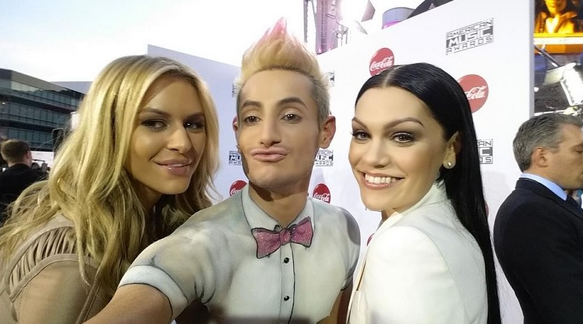 Big Brother 2014 Spoilers – Frankie Grande Shirtless At AMAs 11