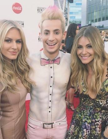 Big Brother 2014 Spoilers – Frankie Grande Shirtless At AMAs 12