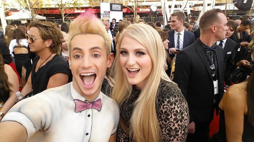 Big Brother 2014 Spoilers – Frankie Grande Shirtless At AMAs 13