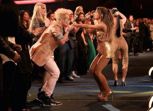 Big Brother 2014 Spoilers – Frankie Grande Shirtless At AMAs 14