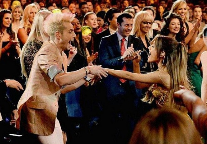 Big Brother 2014 Spoilers – Frankie Grande Shirtless At AMAs 15