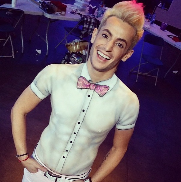 Big Brother 2014 Spoilers Frankie Grande Shirtless At