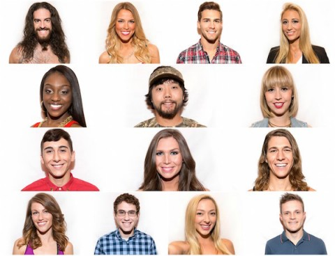 Big Brother 2015 Spoilers - BB17 Cast