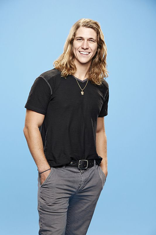 Big Brother 2015 Spoilers – BB17 Cast – Jace Agolli