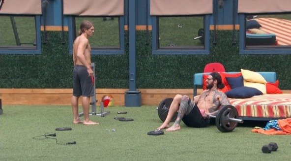 Big Brother 2015 Spoilers – Live Feeds – 6:27:2015 – 2